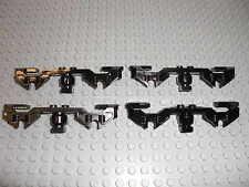 LEGO Eisenbahn - 4x Seitenverkleidung für RC Motor Train Zug 10219 7939 2871b