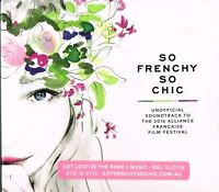 So Frenchy So Chic 2016 Spread The Love [New & Sealed] 2 CD Digipack