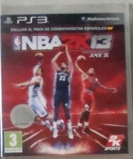 PS3: NBA 2K13. Original. Completo
