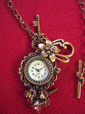 SMALL WATCH ON A CHAIN