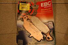 KAWASAKI zr-7 (S) EBC Pastiglie dei freni sinterizzati in metallo HI