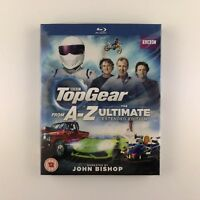 Top Gear from A-Z The Ultimate Extended Edition (Blu-ray, 2016) s *New & Sealed*