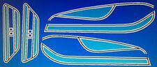 Yamaha RS100 Pintura DECAL set