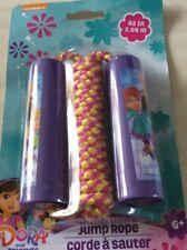 Kids Skipping Rope,Dora And Friends
