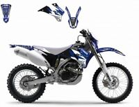 Sticker Kit Graphics Fits Yamaha WR450F 2007 2008 2009 2010 2011