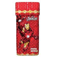 Trapuntino Singolo estivo Copriletto 1 Piazza Ironman Avengers Marvel Bassetti