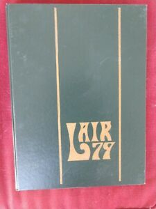 """1979 Parkdale High School Yearbook """"Lair"""" Riverdale,Maryland Md. PG Co."""