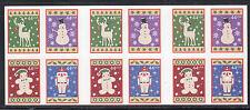 Sc# 4428b 44 Cent Christmas Figures (2009) MNH BP/20 P# S11111 CV $18.00