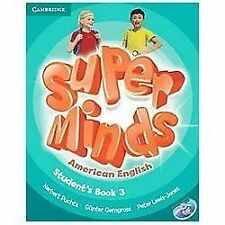 Super Minds American English Level 3 Student's Book With Dvd-Rom: By Herbert ...