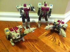 Hun-Gurrr Abominus - 1987 Vintage Hasbro G1 Transformers Dragon Lot Of 4 LOOK!!