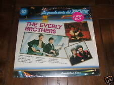 The Everly Brothers - Grande Storia Del Rock LP Italy Dream Be Loved Mary SEALED