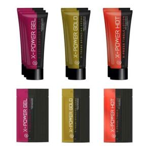 Power Tan X-Power Range - X-Power Hot,Gold and Gel - Tan Accelerators-Bronzer