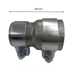 Rohr Reduzierstück Ø 40 42 45 48 50 55 60 65 75 mm Auspuff Adapter aufgeweitet B