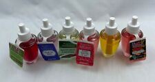 Bath & Body Works Wallflowers Home Fragrance Refill Replacement Bulb Lot 6