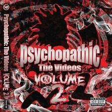 Psychopathic: The Videos, Vol. 2 (DVD, 2014, 2-Disc Set)