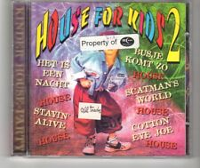 (HP868) House For Kids 2, Kinder House-Party - CD