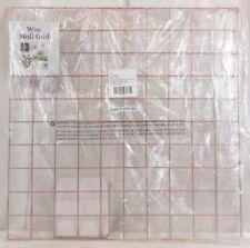 Wire wall grid - Wamdhalterung zum Anheften für Bilder, Dekoobjekt, Gitter