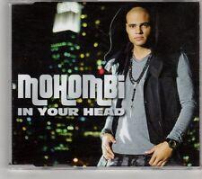 (GT602) Mohombi, In Your Head  - 2010 DJ CD