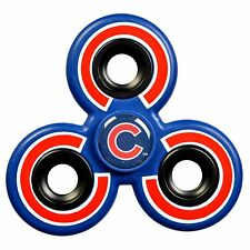 Chicago Cubs Three-Way Molded Logo Fidget Spinner IN STOCK