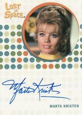The Complete Lost in Space Card Marta Kristen as Judy Robinson Auto Card