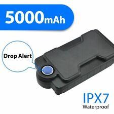Waterproof Magnetic Portable GPS TRACKER 5000m + 12 Month Data sim covering EU