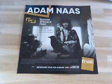 ADAM NAAS - The love album !!! PLV 30 X 30 CM !!I DISPLAY