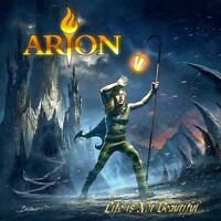 ARION - Life Is Not Beautiful - CD - 884860239325