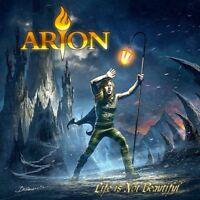 ARION - Life Is Not Beautiful - Digipak-CD - 884860239424