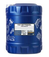 10L Mannol Kettenöl Kettensägenöl Sägekettenöl Schmiermittel Motorsäge Haftöl
