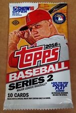2016 Topps Series 2 Baseball HOBBY 10-card Pack Relic/Auto/Relics/Variations/SP?