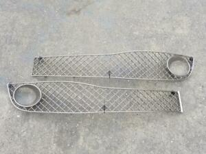 2010-2016 Bentley Mulsanne Bumper Lower Adaptive CC Grille Left and Right OEM