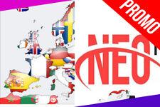 NEO TV PRO 2 ,Abonnement 12 mois (✔️M3U✔️SMART TV✔️ANDROID ✔️MAG)🔥🔥