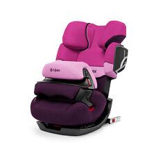 Silla de coche G 1/2/3 9 meses/12 años Cybex PALLAS 2-FIX Purple Rain purple