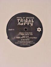 "Tribe Of Issachar –Tribal Natty 12"" Vinyl Jungle Congo Natty Drum and Bass 1997"