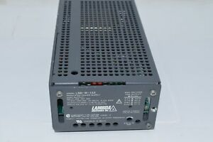 LAMBDA LND-W-152 Dual Output Regulated DC Power Supply +/- 12V - 15V DC, 3.3A