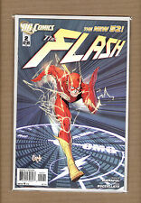 THE FLASH #2 GREG CAPULLO VARIANT THE NEW 52  NM/NM+