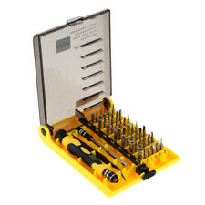 JK6089-A Schraubendreher Set Handy Werkzeug 45tlg Feinmechanik Jackly DE U1W8