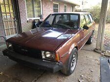 New listing 1981 Toyota Corolla Deluxe