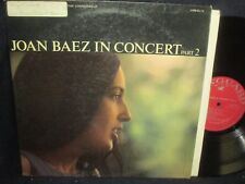 Joan Baez In Concert, Part 2 LP