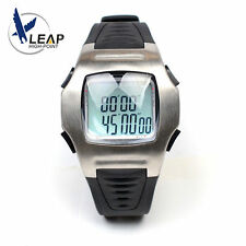 Football Soccer Referee Timer Sports Stopwatch Match Game Wrist Watch Count Down