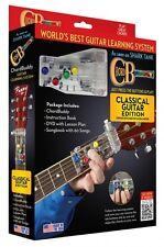 ChordBuddy Classical Guitar Learning Boxed System Chord Buddy NEW 000146970