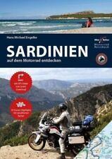 Motorrad Reiseführer Sardinien Hans M. Engelke Broschiertes Buch Deutsch