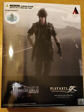 FINAL FANTASY XV 15 NOCTIS LUCIS CAELUM PLAY ARTS KAI FIGURE - NEW AND SEALED