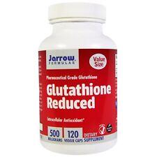 Glutathione R?duit 120 G?lules par Jarrow Formulas