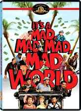 Its a Mad, Mad, Mad, Mad World | DVD/MOVIE | BEST SELLER | Free Shipping .
