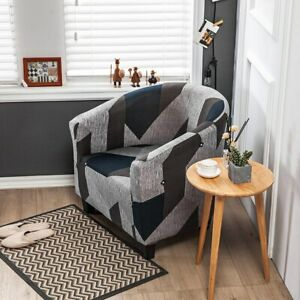 Single Seat Chair Cover Arm Chair Slipcovers for Living Room Couch Cover Decor