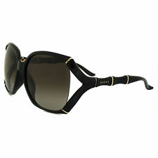Gucci Plastic Frame 100% UV Sunglasses for Women