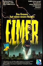 """VHS - FSK 18 - """" ELMER ( Brain Damage ) """" (1987) - Rick Herbst"""