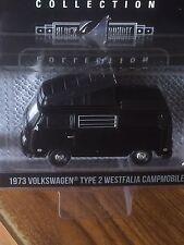 Greenlight BLACK BANDIT Series 13 1973 Volkswagen Type 2 Westfalia Campmobile