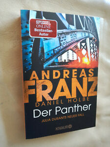 Andreas Franz: Der Panther       (9783426520857)
